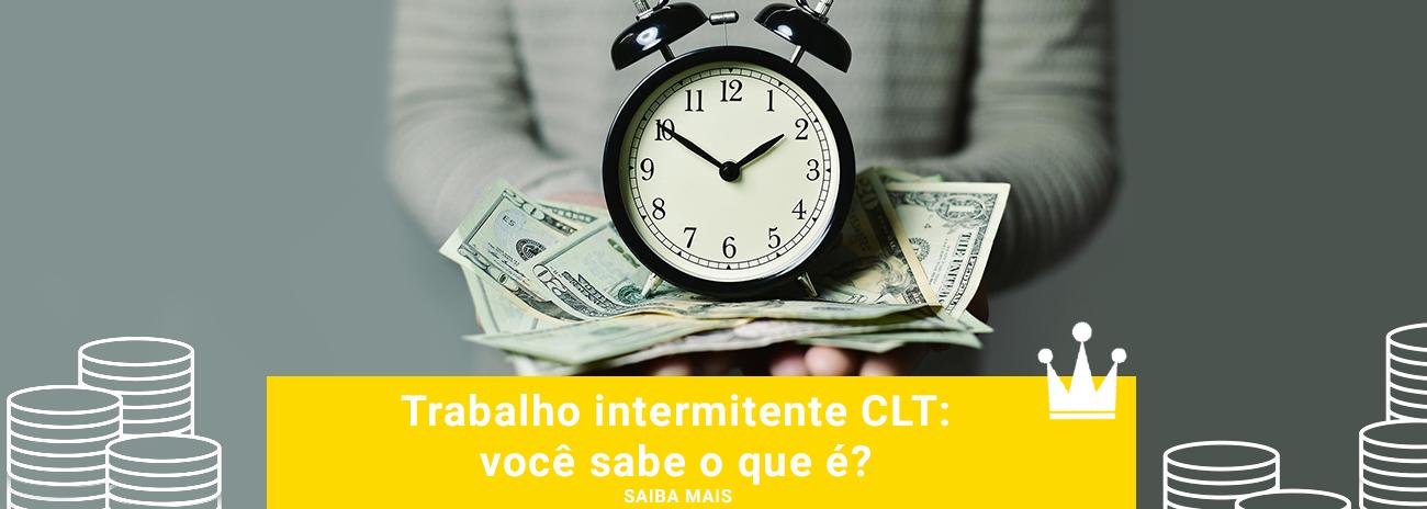 Trabalho Intermitente CLT